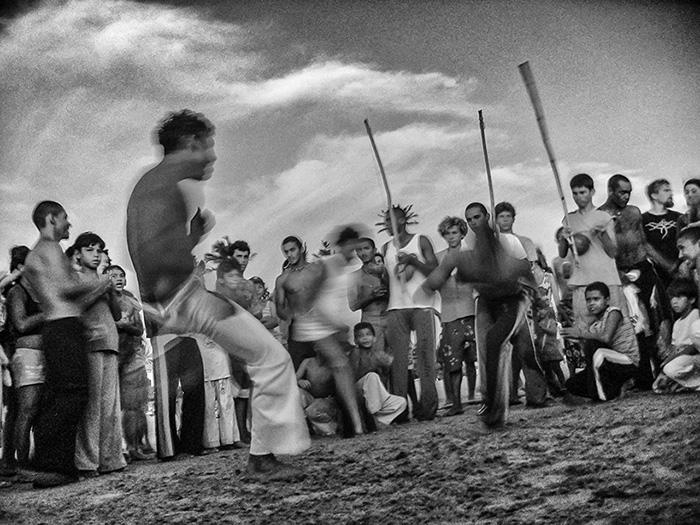 Capoeira por Ricardo Borges