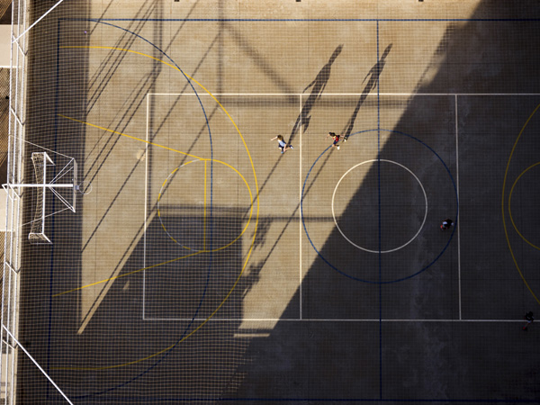 Pega-Pega por Nelson Ishikawa