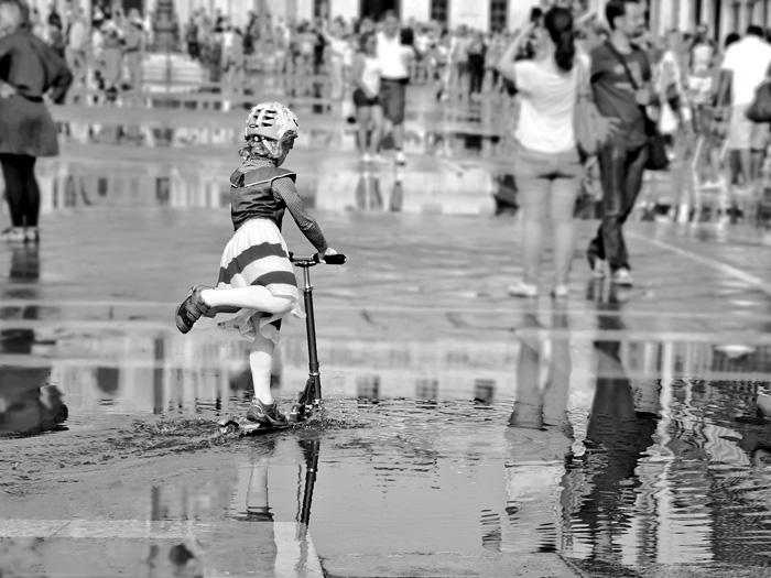 Aquaplanagem por Antonio Ferreira Santos