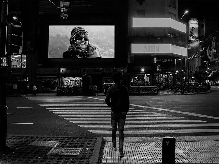 Buenas noche, Buenos Aires  por Diogenes Lima